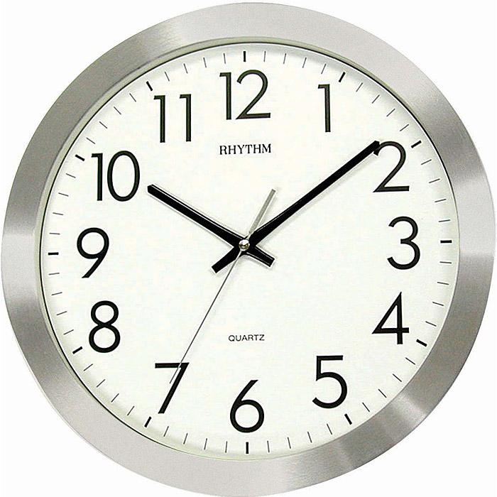 Кварцевые настенные часы Rhythm CMG809NR19 купить в интернет магазине WorldOfWatch.ru