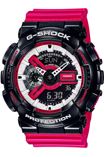 CASIO GAW-100RB-1A