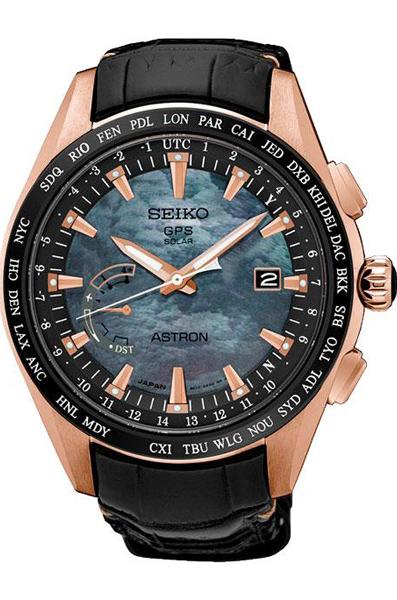 Часы Seiko SSE105J1 Часы Storm ST-47340/BK